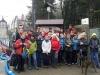 Uroczyste otwarcie tablicy przy DW Krucze skały w Karpaczu