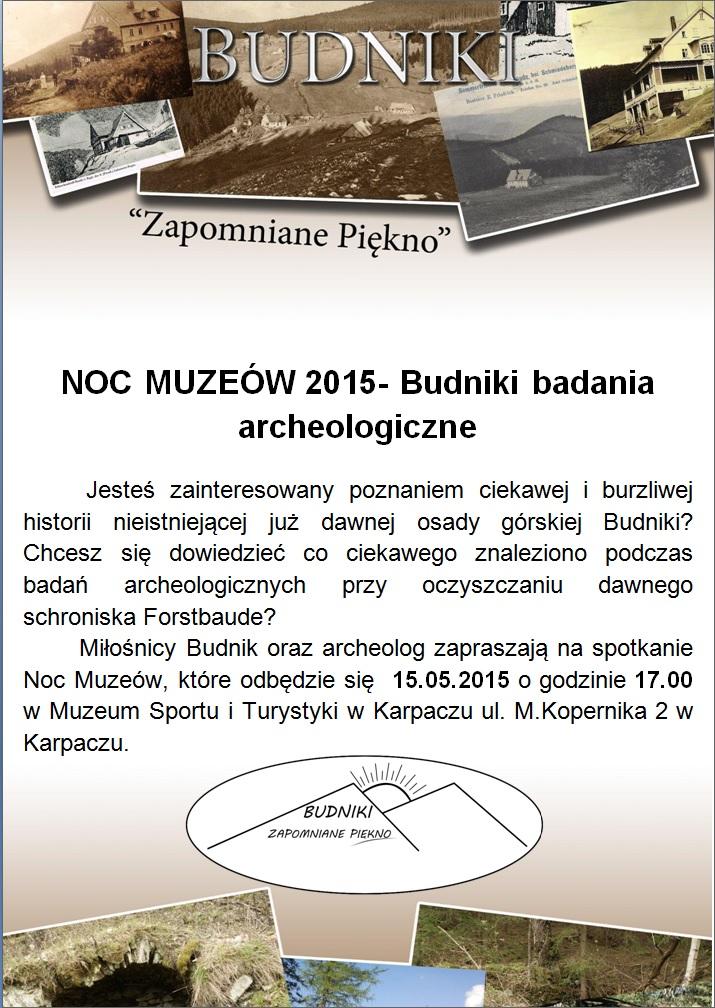 noc muzeów 2015